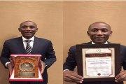 Jean baptiste Natama : « Meilleur promoteur de la diplomatie en Afrique »