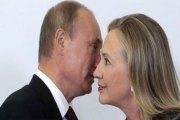 Vladimir Poutine détiendrait les e-mails confidentiels de Hilary Clinton, va-t-il les publier ?