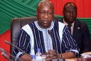 Burkina: le Premier ministre se sépare de son Aide de camp après la perte de 25 millions de FCFA