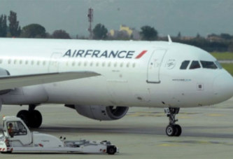 MALI : UN AVION D'AIR FRANCE CLOUÉ AU SOL… PAR UNE SOURIS