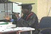 Un nouveau docteur à l'Université Aube Nouvelle