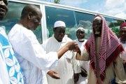 Ligue islamique : EBOMAF assure la mobilité de ses filleuls