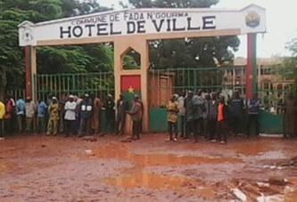 Commune de Fada N'Gourma : l'UPC et ses alliés accusent le MPP de séquestrer trois de leurs conseillers