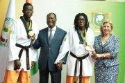 Jeux Olympiques: 380 millions de FCFA pour les médaillés ivoiriens et leurs encadreurs (Officiel)