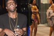 Londres: après le scandale de Rio, Bolt rentre avec 2 autres filles dans son hôtel (vidéo)
