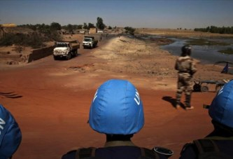 Un casque bleu tué et 4 autres blessés Mali