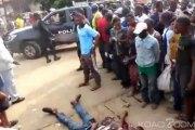 Côte d'Ivoire: Adjamé, un policier lynché après avoir abattu un chauffeur de Gbaka