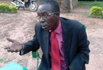 IMPLANTATION DE CIMASSO SUR LA NAPPE PHREATIQUE:« C'est la preuve que nos dirigeants ne sont pas soucieux de l'état de santé des populations », Aboubacar Chiquette Diallo