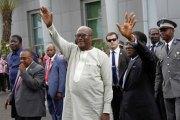 Le Président du Faso en visite d'amitié et de travail en Guinée Equatoriale