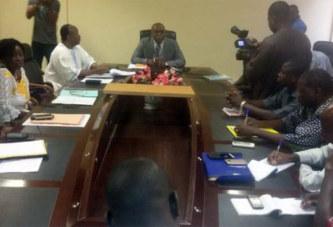 SYNATIC : « Il n'y a rien eu de concret », dixit le SG Sidiki Dramé