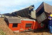 Accident ferroviaire sur le territoire burkinabè: aucune victime à déplorer