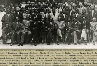 Renaissance: il y a soixante ans le Premier congrès des intellectuels noirs