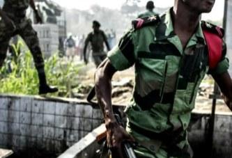 Au Gabon, l'armée se déploie dans les rues