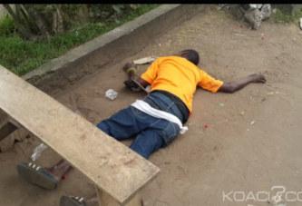 Côte d'Ivoire: Abobo, couché dans sa chambre un homme est tué par une balle perdue