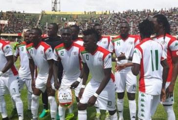 Eliminatoires Coupe du Monde 2018: Le Burkina est 1er de sa poule