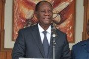 Côte d'Ivoire: Depuis l'Hôtel ivoire, Ouattara à ses successeurs, «chacun doit se battre pour y arriver »