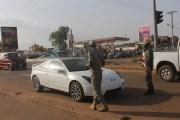 Insécurité à Ouagadougou: 1238 engins à deux roues contrôlés, 555 mis en fourrière