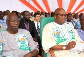 Burkina Faso: Le président Kaboré sous la pression de son propre camp