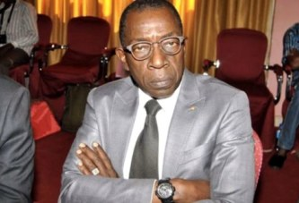 Hermann Yaméogo : on sait maintenant qu'il a des problèmes sérieux de vue (Salvador Yaméogo, frère cadet)