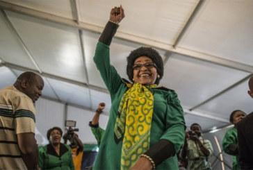 Afrique du Sud: Winnie Mandela fête ses 80 ans