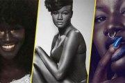 Photos: Découvrez Khoudia Diop, le top model sénégalais qui affole et illumine la toile !