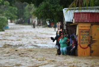 Haïti : L'ouragan Matthew a fait au moins 108 morts