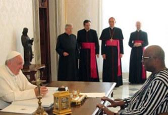 Vatican: Roch Marc Christian Kaboré invite le Pape au Burkina