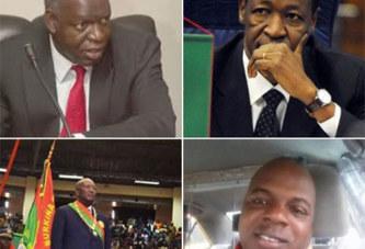 Politique au Burkina Faso : Seul pays où des disciples fidèles à leurs maîtres ont été condamnés par ces derniers