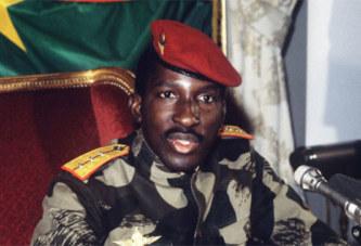 VIDEO- Reconstitution de la mort de Sankara