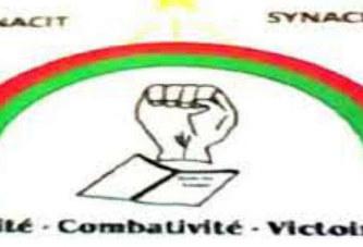 Syndicat autonome des contrôleurs et des inspecteurs du travail: Lettre ouverte au Premier ministre Paul Kaba Thiéba