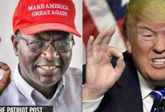Donald Trump aux Africains« Les Africains sont des sots paresseux, tout juste bons à manger, faire l'amour et voler»