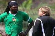 Togo: Voici le message de Claude Le Roy à Emmanuel Adébayor