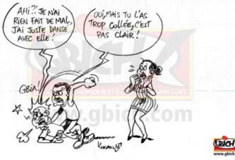 Togo : Il tabasse son frère pour avoir dansé trop collé avec sa femme