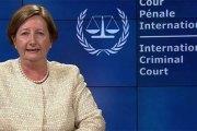 POLITIQUE / La présidente de la CPI courbe l'échine et supplie l'Afrique !!!!!