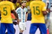 QUALIFICATIONS MONDIAL 2018 : Le Brésil de Neymar corrige l'Argentine de Messi (3-0)