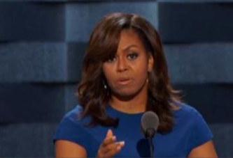 États-Unis : les regards se tournent vers Michelle Obama pour 2020