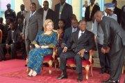 Côte d'Ivoire: Le couple présidentiel est en deuil