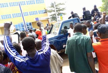 Burkina Faso  – Ouagadougou: Incident entre Kogleweogos et FDS à Samandin