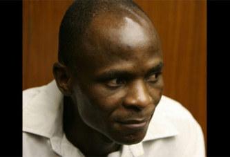 Afrique du Sud: Triste fin pour un célèbre criminel condamné à 54 ans