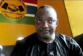 Adama Barrow est le responsable de l'impasse politique en Gambie…