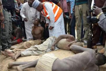 Cameroun | Terrorisme:  Comment on enterre les présumés Boko Haram