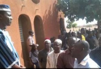 11-Décembre: des habitants de Boulsa appellent au boycott