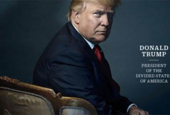Donald Trump désigné «Personnalité de l'année» 2016 par le magazine «Time»