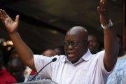 Ghana : Nana Akufo-Addo remporte officiellement l'élection présidentielle