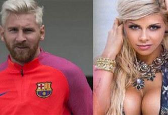 Déclaration choc de l'ex-maîtresse de Lionel Messi : « J'avais l'impression de faire ça avec un cadavre » !