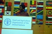 Epanouissement de la femme rurale dans le monde:  Les quatre facteurs de Mme Sika KABORE