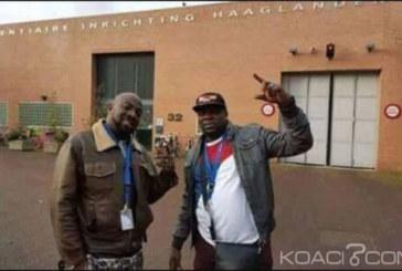 Côte d'Ivoire: Yodé et Siro ont rendu visite à Blé Goudé à la Haye, la « réaction » du détenu