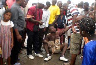 Abengourou / Horreur dans un village : Un homme fait plusieurs blessés graves, tue sa femme et se fait exécuter