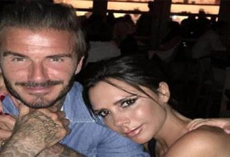 David Beckham et sa femme expliquent le secret qui fait durer leur mariage