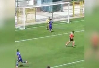 Voici le but contre son camp le plus ridicule de l'histoire du foot (vidéo)  Facebook